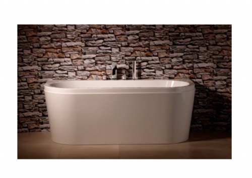 Carron Halcyon 1745 x 800mm D Bath - Panel & Strength Options